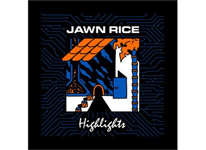 MI008 Mutual Intentions  Jawn Rice Highlights (LP)